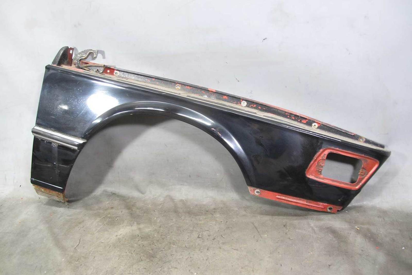 Fender For 2012-2016 BMW 328i 2012-2018 320i Front Passenger Primed Steel CAPA