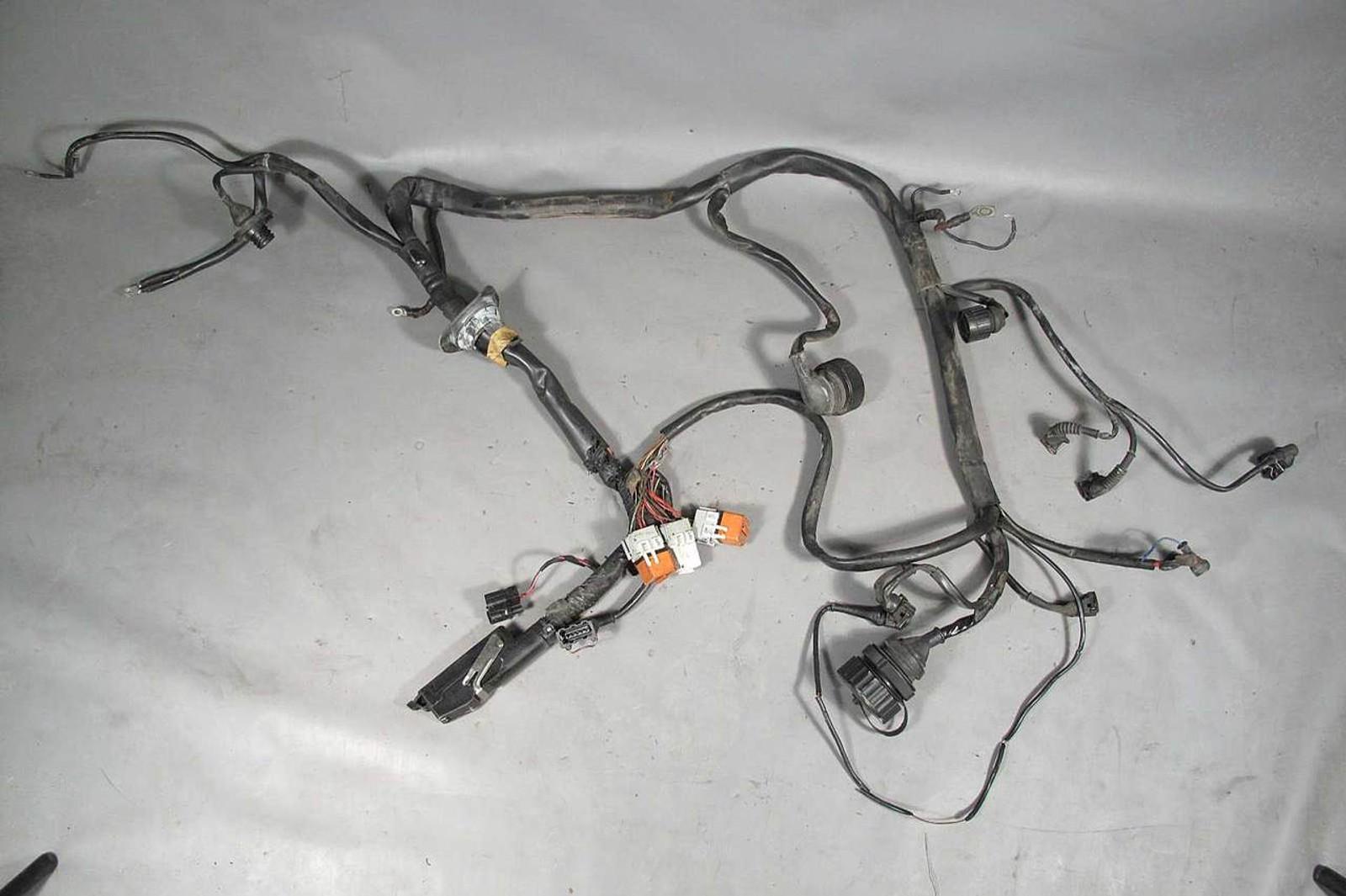 e30 bmw e30 325i m20 2 5l engine wiring harness complete auto trans  1989 e wiring harness 1990
