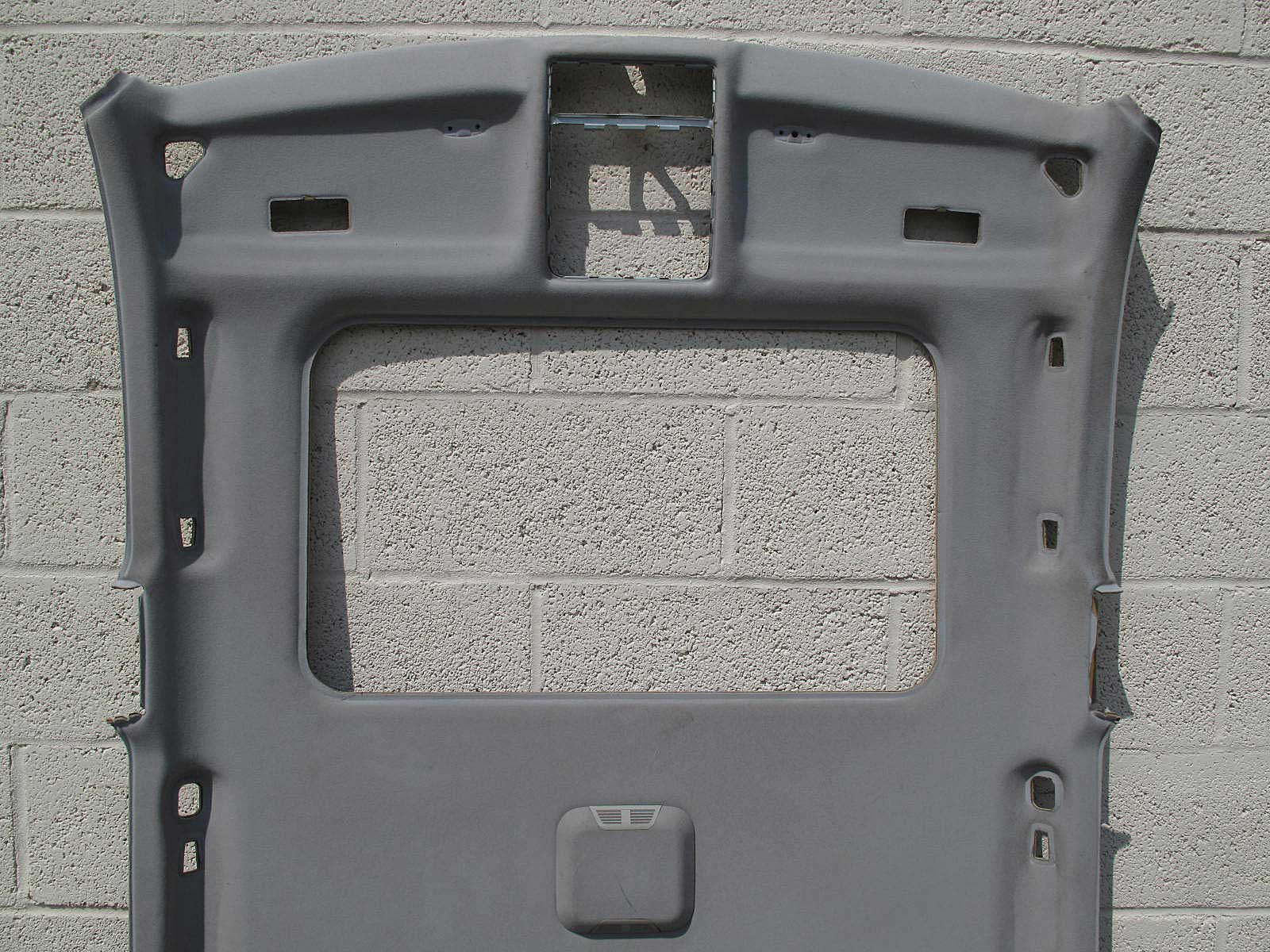 Bmw E46 3 Series Touring Wagon Headlining Headliner Light Grey Sunroof 2000 2005 5624 Prussian Motors