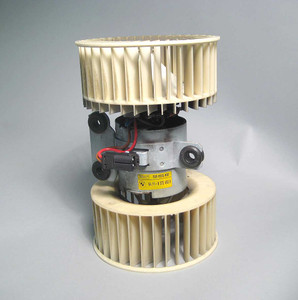 BMW E39 5-Series Blower Motor Unit Assembly Heater AC HVAC 1997-2000 USED OEM