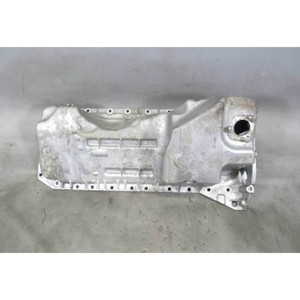 2006-2013 BMW N51 N52 6-Cyl Factory Engine Oil Sump Pan for Auto Trans Alu E90