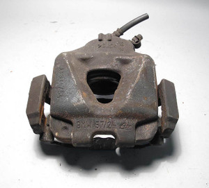 BMW E90 E92 328i 328xi Right Front Brake Caliper and Carrier 2008-2013 USED OEM