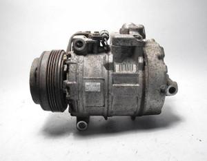 BMW E46 3-Series X3 Air Conditioning AC Compressor Pump Denso 2003-2006 USED OE