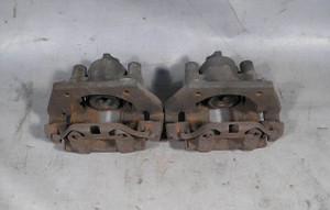 BMW E53 X5 SAV Factory Rear Axle Brake Caliper Pair Left Right 2000-2006 USED OE