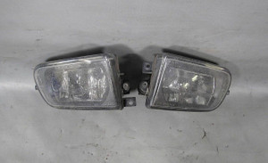 BMW E39 5-Series Z3 Early Factory Front Fog Light Pair w Broken Tab 1998-2002 OE