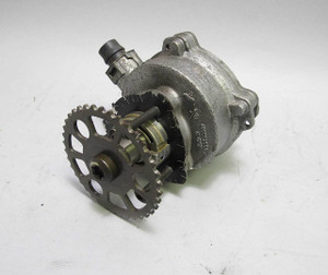 BMW N54 6-Cylinder Twin-Turbo Vacuum Pump Generator w Drive Gear 2008-2013 USED