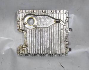 BMW E53 M62TU V8 Lower Aluminum Engine Factory Oil Pan Sump 2000-2003 USED OEM