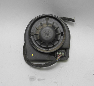 BMW 96-07 Secondary Alternative Alarm Power Siren Horn w Pigtail E46 E39 E38 OEM