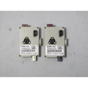 2007-2013 BMW E93 3-Series Factory AM/FM Radio Antenna Amps USED OEM
