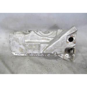 2010-2017BMW F10 5-Series F01 N54 N55 6-Cyl Engine Oil Pan Sump Aluminum USED OE