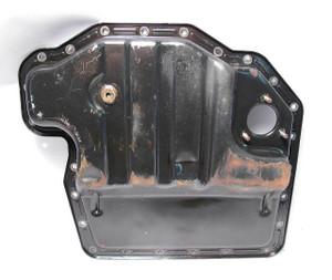 BMW M60 M62 V8 Lower Steel Engine Oil Pan 1993-2003 E31 E32 E34 E38 E39 OEM USED