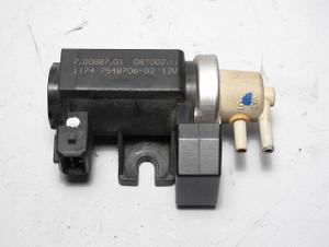 BMW N54 3.0L 6-Cylinder Twin Turbo Vacuum Pressure Converter 2008-2013 USED OEM