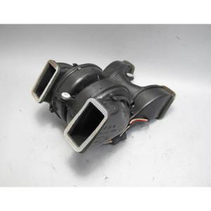 2009-2011 BMW F01 7-Series F10 Rear Seat Blower Motor Fan for 4-Zone Climate OEM