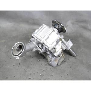 2009-2017 N63 N63N S63 V8 Factory Engine Oil Pump w Sprocket and Pickup USED OEM