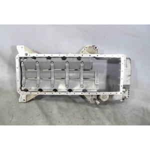 1995-2001 BMW E38 750 E31 850 M72 V12 Upper Aluminum Engine Oil Pan Sump USED OE