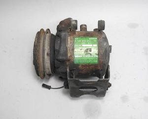 BMW Bosch Behr Single Wire AC Compressor Pump E28 E30 1982-1991 USED OEM 216 - 14109