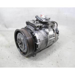 BMW E60 5-Series N52 6-Cyl Engine AC Air Conditioning Compressor Pump 06-10 OEM - 19439
