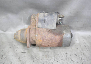 1977-1979 BMW E21 320i Coupe M10 4cyl Factory Engine Starter Motor OEM - 22136