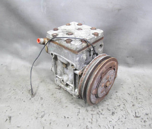 1972-1983 BMW M10 4-Cyl M30 6-Cyl Air Conditioning AC Compressor Pump R12 OEM - 22139