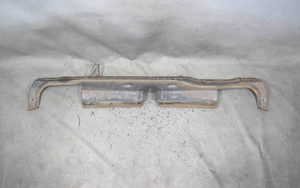 1977-1983 BMW E21 320i Coupe Factory Heater Closing Panel Windshield Cowl Wiper - 22140