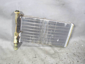 1975-1982 BMw E21 320i E12 E24 6-Series Factory Heater Radiator Core OEM M10 M30 - 22152