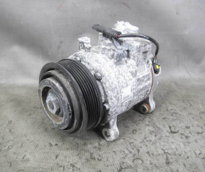 2013-2015 BMW F25 X3 F26 X4 28i Air Conditioning AC Compressor Pump OEM - 22721