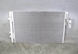 2011-2017 BMW F25 X3 F26 X4 Air Conditioning Condensor Radiator w Small Bend OEM - 22726