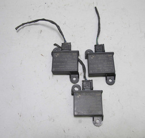 06-10 BMW Tire Pressure Monitoring Receiving TPMS Antenna Set of 3 6771042 USED - 11391