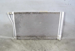2013-2017 BMW F10 M5 F12 M6 S63N Twin-Turbo V8 Air Conditioning AC Condenser OEM - 23175