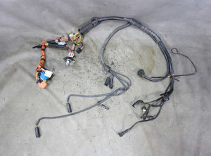 2004-2006 BMW E46 M3 SMG Sequential Transmission Module Wiring Harness w Crack - 23516