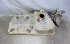 1989-1995 BMW E34 5-Series Factory Metal Fuel Gas Tank 81L w Fill Spout OEM - 24170