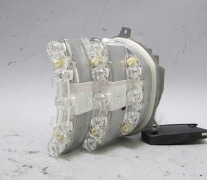 BMW E90 E91 3-Series 4door Late Model Left Front Drivers Turn Signal LED USED OE - 12838