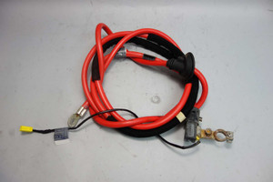 Damaged 1999-2002 BMW Z3 Roadster Coupe Positive Red Battery Cable Terminal OEM - 25190