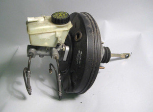 BMW E46 3-Series Brake Booster and Master Cylinder w ASC 1999-2001 OEM USED - 1916