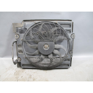 1997-1998 BMW E39 5-Series Auxiliary Cooling Electric Pusher Fan AC OEM - 25722