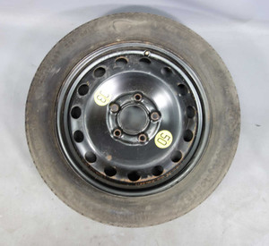 """BMW E46 3-Series Z3 16"""" Factory Compact Emergency Spare Wheel and Tire 16x3 OEM - 26337"""
