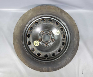"""BMW E46 3-Series Z3 16"""" Factory Compact Emergency Spare Wheel and Tire 16x3 OEM - 26345"""