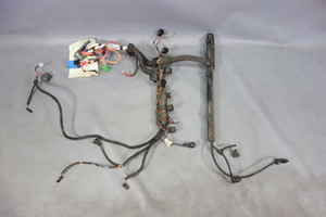 2008-2013 BMW E90 3-Series N51 N52 6-Cyl Ignition Coil Engine Wiring Harness OEM - 26454