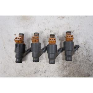 1994-1999 BMW E36 318i Z3 1.9 M44/M42 Factory Fuel Injector Set of 4 OEM - 26561