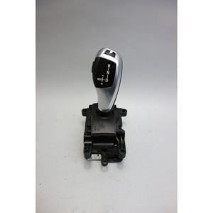 Damaged 2012-2017 BMW F10 5-Series F25 X3 Shifter Knob 4 Automatic Transmission - 26898