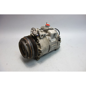 2010-2017 BMW N63 S63 V8 N73 V12 Factory Air Conditioning AC Compressor Pump OEM - 27162