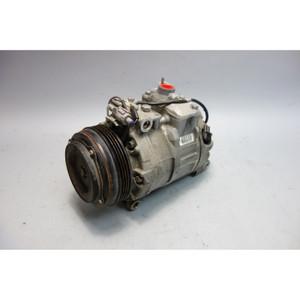 2010-2017 BMW N63 S63 V8 N73 V12 Factory Air Conditioning AC Compressor Pump OEM - 27162