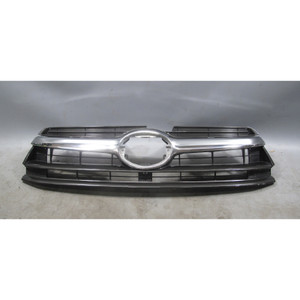 2013-2016 Toyota Highlander Factory Front Upper Grille Assembly Predawn Gray OEM - 27185