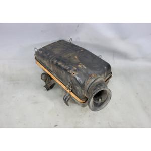 1984-1985 BMW E30 318i M10 4-Cylinder Air Filter Housing Intake Muffler OEM - 27376
