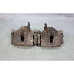 1984-1985 BMW E30 318i Coupe Sedan M10 Factory Front Girling Brake Caliper Pair - 27410