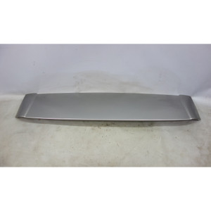 2000-2006 BMW E53 X5 SAV Rear Window Spoiler Wing Upper Section Sterling Grey - 27463