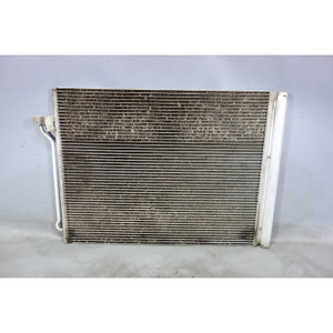 2010-2014 BMW F10 5-Series F12 Factory Air Conditioning Condenser w Drier OEM - 27861