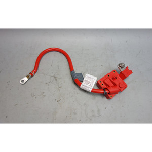 2006-2013 BMW E90 3-Series 1-Series Positive Red Battery Cable Terminal 4 Trunk - 27982