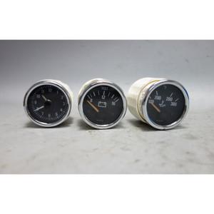 1998-2000 BMW Z3 M Roadster Coupe Center Console Gauge Set Clock Voltage Oil - 27991