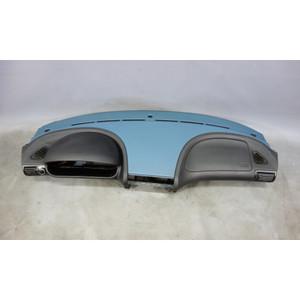 1998-2002 BMW Z3 M Roadster Coupe Dashboard Dash Trim Assembly Estoril Blue OEM - 28029